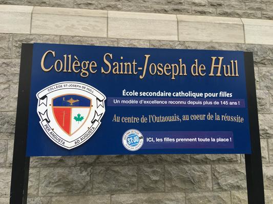 Collège St-Joseph de Hull